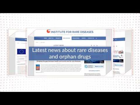 Institute for rare diseases - new site