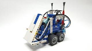 LEGO 9686 Machine&Mechnism - 67. 불도저 2[Bulldozer 2]