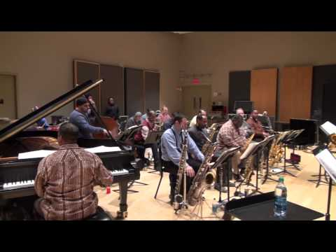 Blood on the Fields (Rehearsal) - Wynton Marsalis with Jazz at Lincoln Center Orchestra