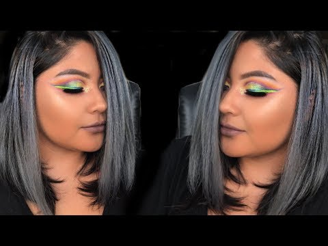 How I Get My Dark Grey Hair | ZiRi ZiRi 💋