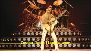 Queen-Crazy Little Thing Called Love HD (Subtitulado en Español)