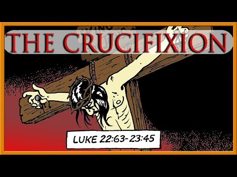 The Crucifixion (The Liberator Ch #25)