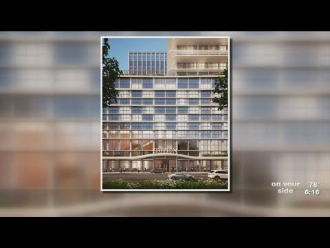 Vinik-Cascade team unveils plans for Tampa's first 5-star hotel