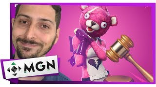 Epic renders YouTubers by Cheat in Fortnite | MGN News