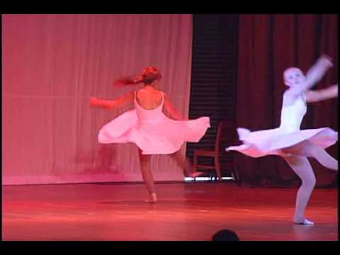 Angel Contemporary Piece choreographed by Rachel H...