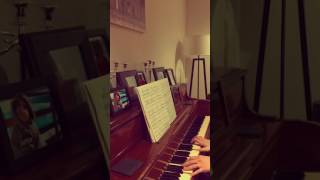 Maybe This Time from Cabaret - Piano Version
