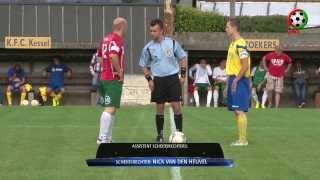 FC Kessel - KFCE Zoersel (BvA)