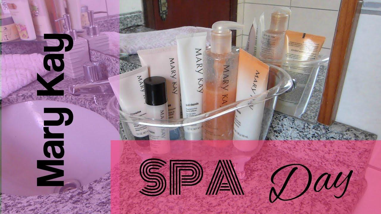 Spa day com mary kay youtube - Articulos para spa ...