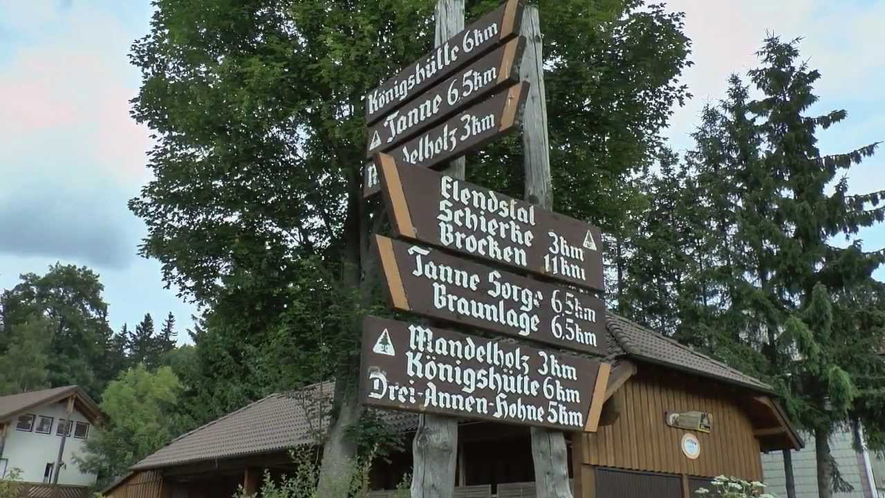 Elend Harz