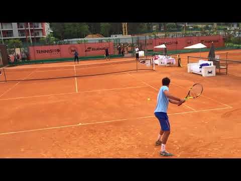 #13151 SERENA WILLIAMS vs THOMAS LE BOULCH 12.05.2018