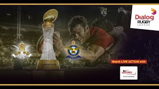 Army SC vs Air Force SC – Dialog Rugby League 2017/18 - Match #28