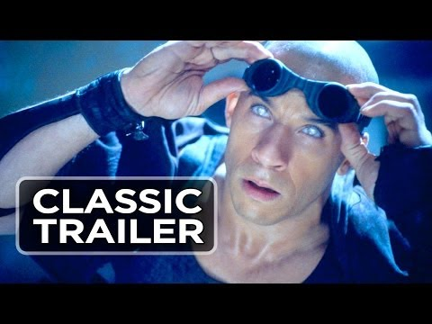 The Chronicles of Riddick Official Trailer #1 - Vin Diesel Movie (2004) HD Mp3