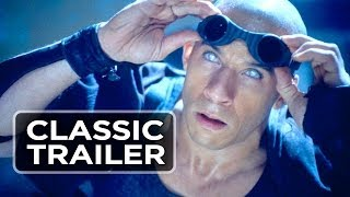 The Chronicles of Riddick Official Trailer #1 - Vin Diesel Movie (2004) HD