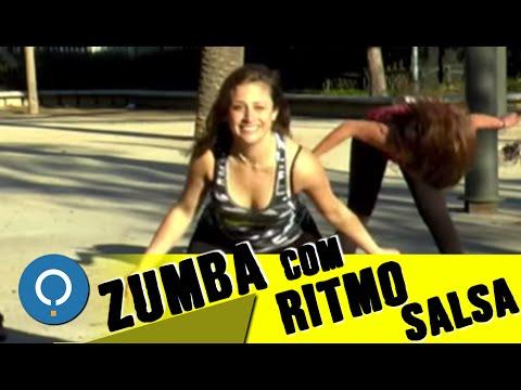 ZUMBA com ritmo latino | SALSA