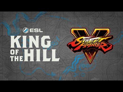 ESL - King of the Hill - SFV - 01.31.17 - PIE   Smug vs FOX   Justin Wong