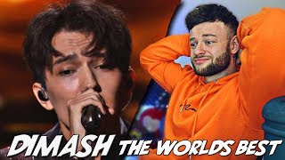 Reacting to Dimash Performing SOS at The World's Best Competition | BEST SINGER IN THE WORLD!