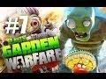 ОГОРОДНЫЙ МИД! #7 Plants vs Zombies: Garden Warfare (HD) играем первыми