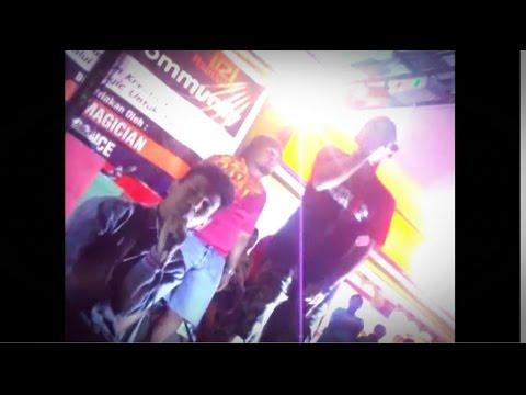 BLACK 2 ZERO Live Perform 1St Anniversary Black Diamond Magic Community_Ramayana, Mal Abepura with YZ N & Tonny Let's