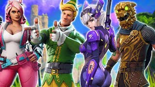 TOP 10 BEST RARE FORTNITE SKIN COMBINATIONS YOU MAY NOT KNOW! (Fortnite Battle Royale)
