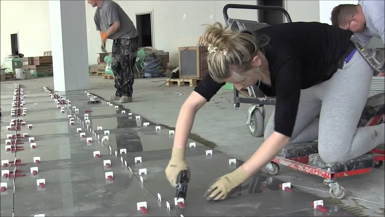 Amazing Tile Installation By Female Installer Part 2 Youtube