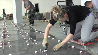 Amazing Tile Installation by Female Installer part 2 thumbnail