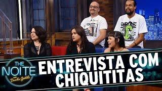 The Noite (12/10/15) - Entrevista com Chiquititas 1ª Geração
