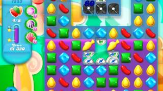 Candy Crush Soda Saga Level 1333 - NO BOOSTERS