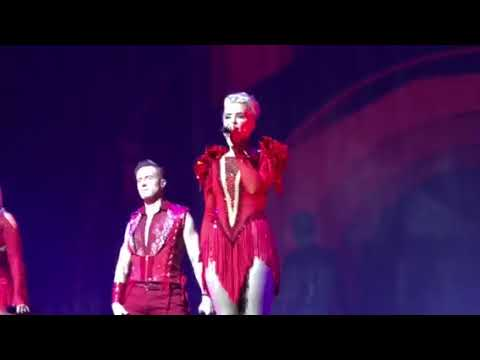 Steps - Scared Of The Dark - Live Metro Radio Arena Newcastle - 20th November 2017