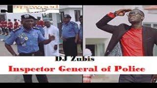 Zubis Inspector General of Police (IG) 2018