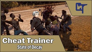 Cheat Trainer: State of Decay