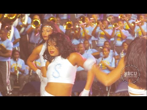 Cater To You - Southern University Marching Band 2015 - Filmed in 4K