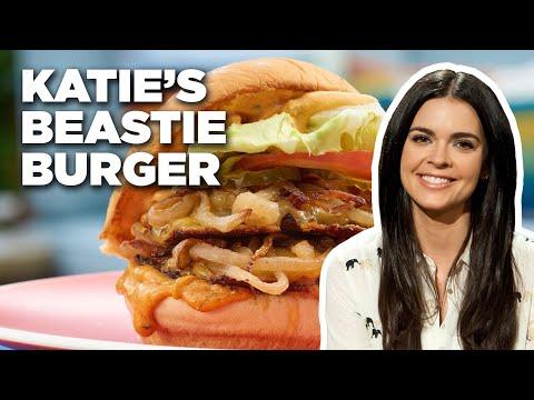 How to Make Katie Lee's Beastie Burger | Food Network