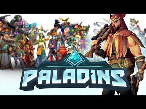 JUEGO A... PALADINS! Gameplay Español