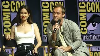 SDCC 2018 - Panel Warner Bros - Fantastic Beasts The Crimes Of Grindelwald
