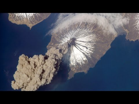 Does a Single Volcanic Eruption Release as Much CO2 As All of Humanity Has to Date?