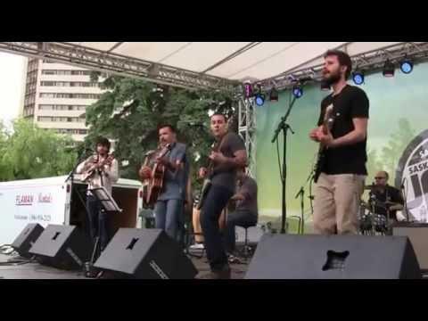 Andino Suns -  Saskatchewan Jazz Festival - 2014