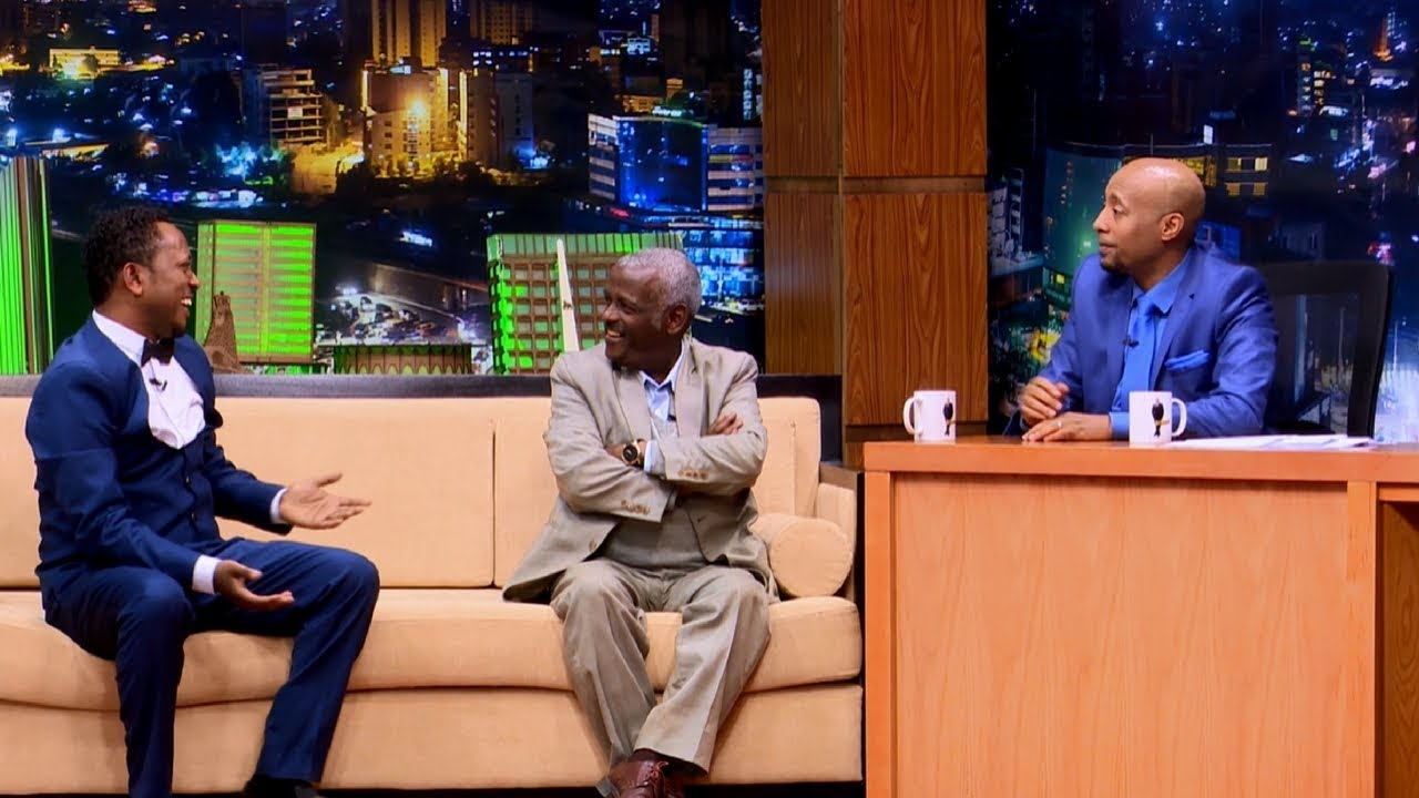 Seifu Fantahun: True or False Question and Answer With Solomon G/Egziabher and Alex - እውነት ወይም ሐሰት ጥ