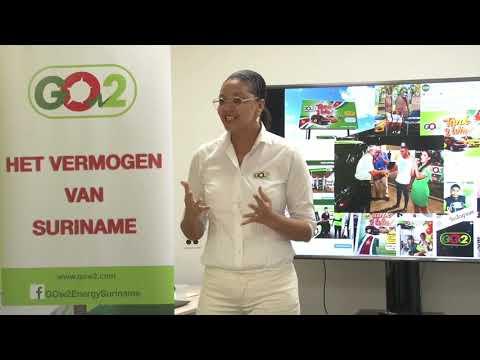 25 10 2019 GOW2 Energy Suriname overhandigt prijzen