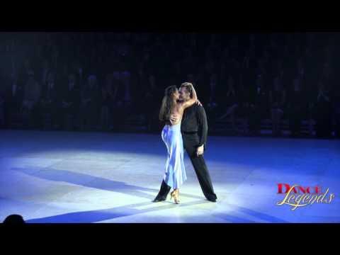 Dance Legends 2014  Slavik Kryklyvyy & Karina Smirnoff  Rumba