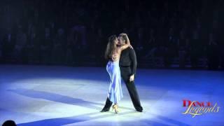 Dance Legends 2014 - Slavik Kryklyvyy &amp Karina Smirnoff - Rumba