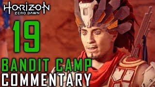 Horizon Zero Dawn Walkthrough - Part 19 - Nil's Next Bandit Camp