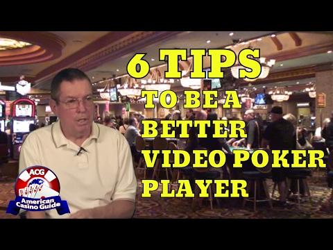 Видео покер играть