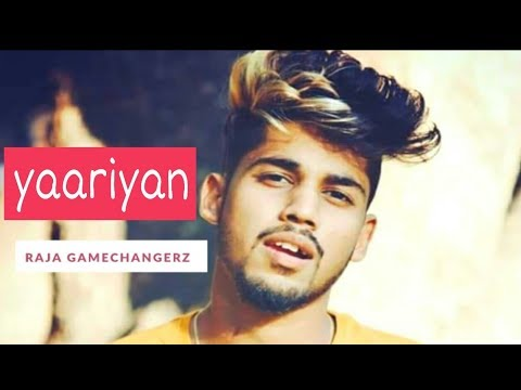 Yaariyan | Raja Game Changerz | New punjabi songs 2019 / latest Punjabi song