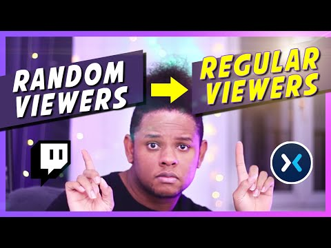 5 TIPS to get REGULAR viewers on your Twitch Streams