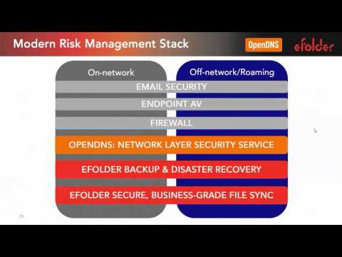 How We Minimized Risk: An eFolder and Cisco Umbrella for MSPs Partner Testimonial