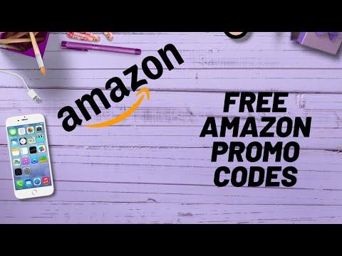 Free Amazon Promo Codes | Amazon Coupon Codes | Amazon Coupons