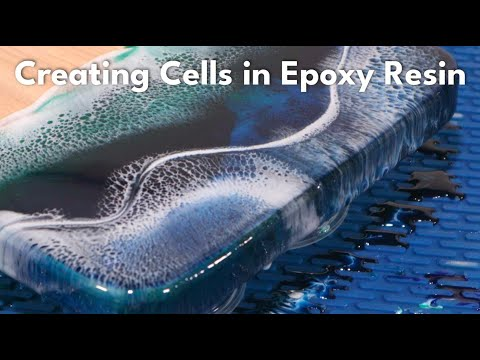 Creating Cells in Epoxy Resin