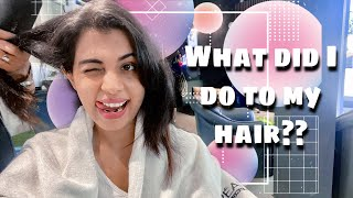 What did I do to my hair?? | Diya Krishna