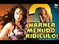 WONDER WOMAN 1984 CLIP EXCLUSIVO DE COMIC CON BRASIL 2018 HACE EL RIDICULO! WARNER QUE IDIOTAS SON!