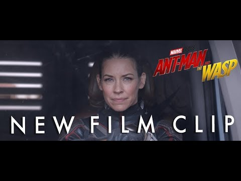 Marvel Studios AntMan and The Wasp  Scenic Tour Film Clip